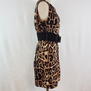 Forever 21 Dresses - Leopard print dress